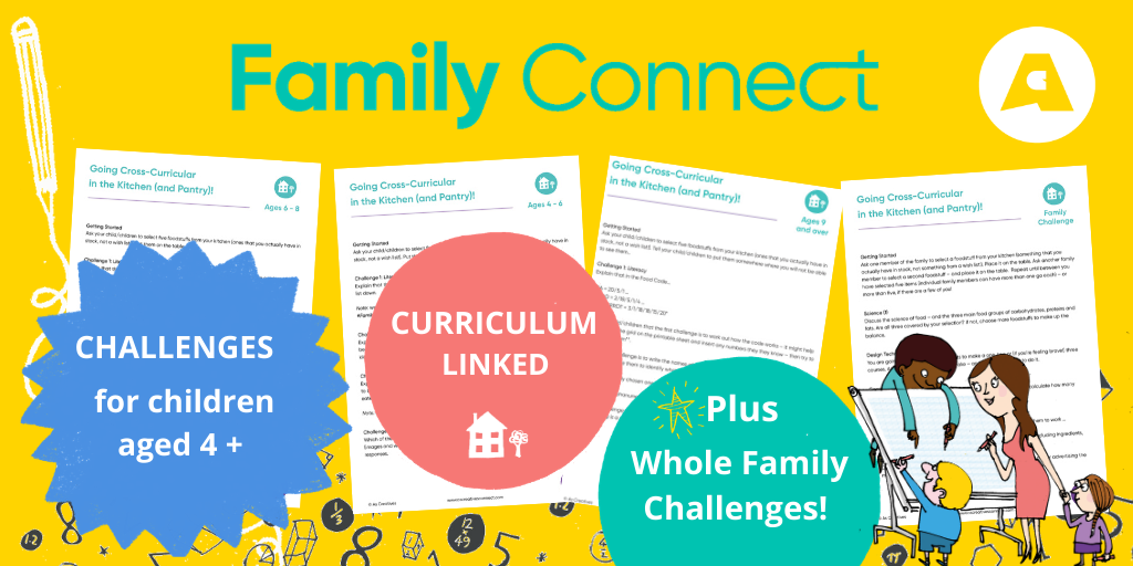 Family Connect Home Learning Resource