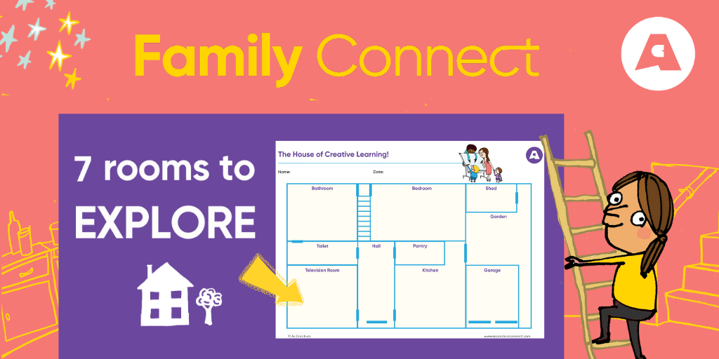Family Connect Seven Rooms to Explore