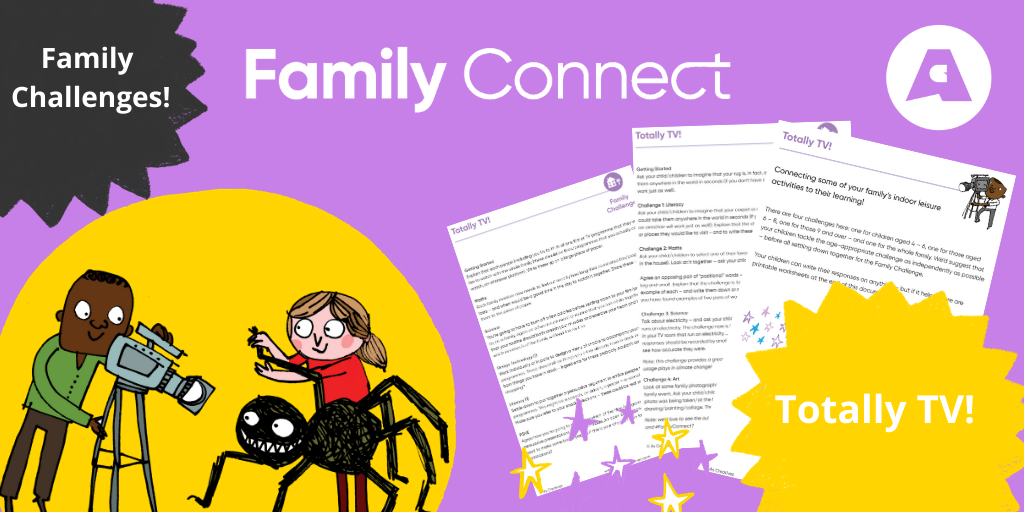 Totally TV Family Connect Resource